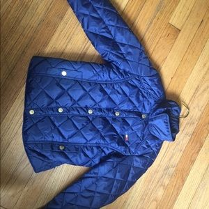 Toddler coat.